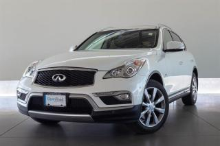 Used 2017 Infiniti QX50 Wagon for sale in Langley City, BC