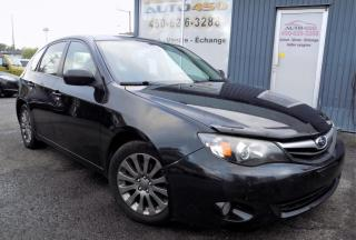 Used 2011 Subaru Impreza ***AUTOMATIQUE,AWD,TOIT,MAGS,A/C*** for sale in Longueuil, QC