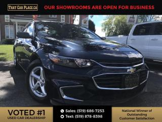 Used 2017 Chevrolet Malibu LS Bluetooth System, Back Up Camera, Dark Atmosphere/Medium Ash Gray Cloth, 16