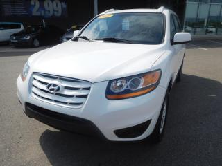 Used 2010 Hyundai Santa Fe FWD 4dr I4 Auto GL,A/C,CRUISE for sale in Mirabel, QC