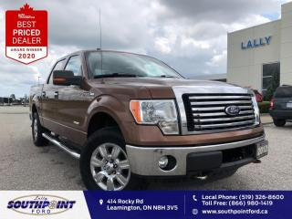 Used 2012 Ford F-150 XLT for sale in Leamington, ON