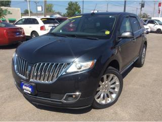 Used 2014 Lincoln MKX for sale in Sarnia, ON