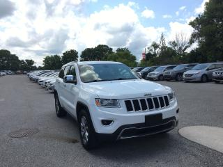 Used 2014 Jeep Grand Cherokee Limited for sale in London, ON