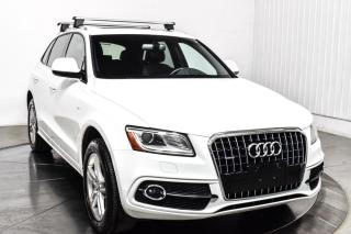 Used 2017 Audi Q5 TECHNIK S-LINE QUATTRO TOIT MAGS for sale in St-Hubert, QC