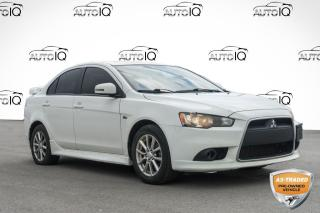 Used 2015 Mitsubishi Lancer SE AWC YOU CERTIFY YOU SAVE for sale in Innisfil, ON