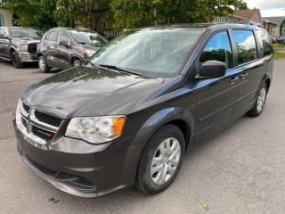 Used 2015 Dodge Grand Caravan 4dr Wgn Canada Value Package for sale in Ottawa, ON