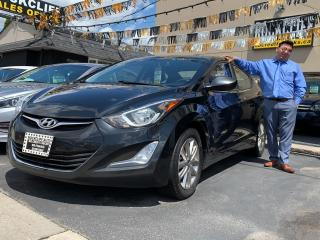 Used 2016 Hyundai Elantra 4dr Sdn Auto Sport Appearance for sale in Scarborough, ON
