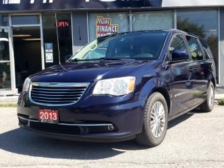 Used 2013 Chrysler Town & Country 4dr Wgn Touring w/Leather for sale in Bowmanville, ON