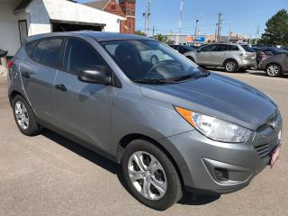 Used 2011 Hyundai Tucson GL ** BLUETOOTH , CRUISE ** for sale in St Catharines, ON