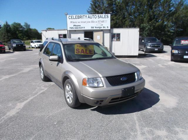 2006 Ford Freestyle SEL 3 ROW