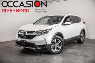 Used 2018 Honda CR-V LX AWD SIEGES.CHAUFFANTS+CAM.RECUL for sale in Boisbriand, QC