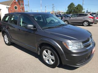 Used 2014 Dodge Journey SE ** DUAL CLIMATE , CRUISE, AUX. IN ** for sale in St Catharines, ON