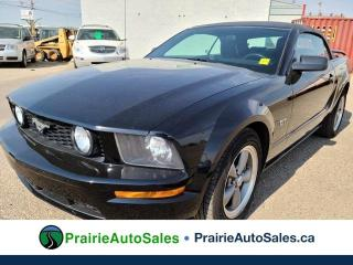 Used 2006 Ford Mustang GT for sale in Moose Jaw, SK