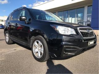 Used 2017 Subaru Forester 5DR WGN CVT 2.5I for sale in Lévis, QC