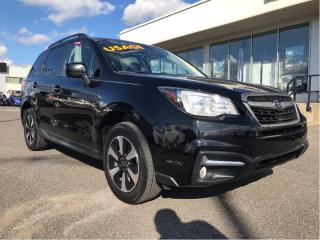 Used 2017 Subaru Forester 5dr Wgn Man 2.5i Touring,toit,bluetooth,cam for sale in Lévis, QC