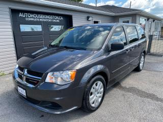Used 2016 Dodge Grand Caravan CANADA VALUE PACKAGE for sale in Kingston, ON