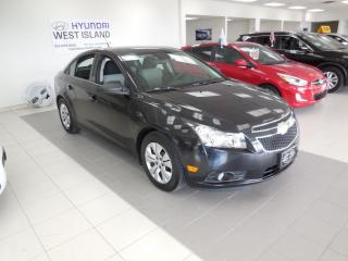 Used 2013 Chevrolet Cruze LS AUTO A/C GROUPE ÉLECTRIQUE BAS KM. for sale in Dorval, QC