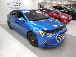 Used 2017 Hyundai Elantra GL AUTO A/C MAGS CAMÉRA BT CRUISE for sale in Dorval, QC