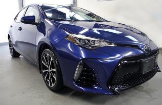 Used 2017 Toyota Corolla XSE,NAVI,LEATHER ROOF,NO ACCIDENT for sale in North York, ON