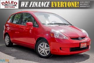 Used 2008 Honda Fit FIT / POWER WINDOWS / A/C / for sale in Hamilton, ON