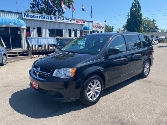 2013 Dodge Grand Caravan SXT-ONE OWNER-ACCIDENT FREE