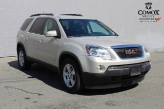 Used 2009 GMC Acadia AWD 4dr SLE for sale in Courtenay, BC