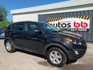Used 2014 Kia Sportage AWD for sale in Laval, QC