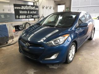Used 2014 Hyundai Elantra GT 5DR HB AUTO GLS for sale in St-Raymond, QC