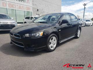 Used 2014 Mitsubishi Lancer SE, BLUETOOTH+SIEGE CHAUFFANT+MAGS +AIR CLIMATISÉ+ for sale in St-Hubert, QC