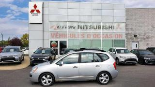 Used 2009 Kia Rondo V6 EX - 7 Passager - Cuir - Toit Ouvrant - USB/AUX for sale in St-Hubert, QC
