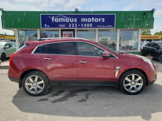 Used 2010 Cadillac SRX 3.0 Premium for sale in Winnipeg, MB