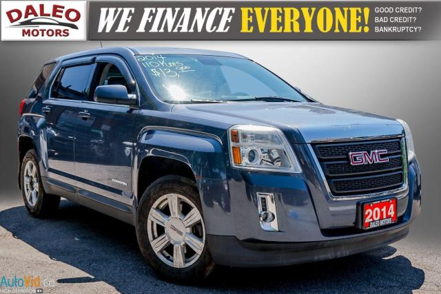2014 GMC Terrain SLE / LOW KMS / BACK UP CAM /