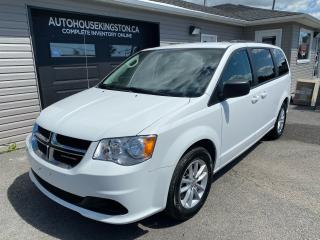 Used 2019 Dodge Grand Caravan SXT for sale in Kingston, ON