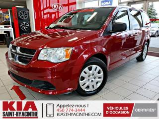 Used 2015 Dodge Grand Caravan SXT ** GR ÉLECTRIQUE + A/C for sale in St-Hyacinthe, QC