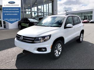 Used 2017 Volkswagen Tiguan TIGUAN WOLFSBURG EDITION 2.0L 4 MOTION for sale in Victoriaville, QC