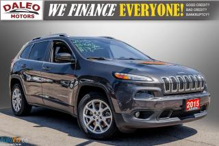Used 2015 Jeep Cherokee North for sale in Hamilton, ON
