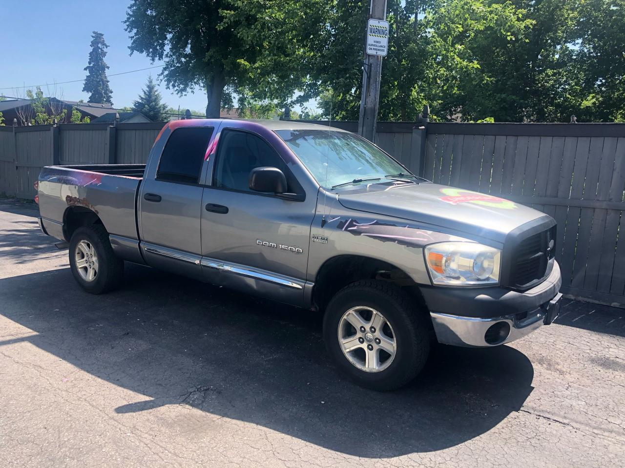 used 2007 dodge ram 1500 st for sale in sutton, ontario carpages.ca