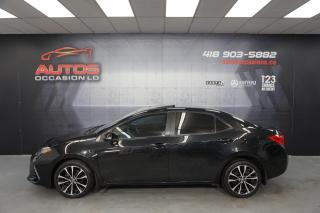Used 2017 Toyota Corolla SE SPORT AUTO CUIR TOIT MAGS FULL CAMERA 90 664 KM for sale in Lévis, QC