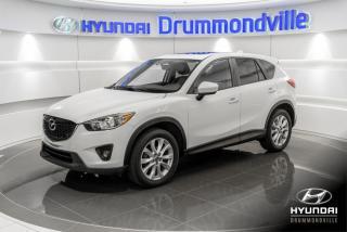 Used 2013 Mazda CX-5 GT AWD + GARANTIE + NAVI + TOIT + BOSE + for sale in Drummondville, QC