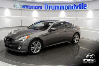 Used 2010 Hyundai Genesis 2.0T + GARANTIE + 64 393 KM + A/C + CRUI for sale in Drummondville, QC