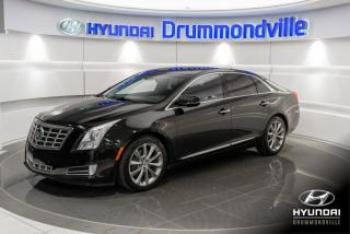 Used 2013 Cadillac XTS LUXURY AWD + GARANTIE + NAVI + TOIT PANO for sale in Drummondville, QC