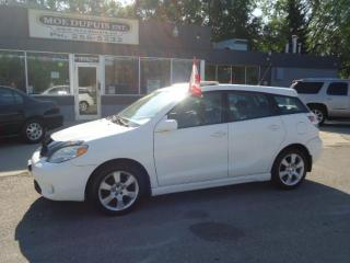 Used 2005 Toyota Matrix XR for sale in Winnipeg, MB