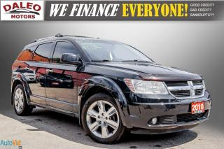 Used 2010 Dodge Journey R/T / LEATHER / MOONROOF / NAVI / HEATED SEATS for sale in Hamilton, ON