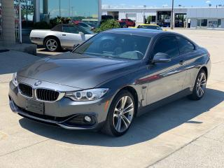 Used 2016 BMW 4 Series 428i xDrive for sale in Tilbury, ON