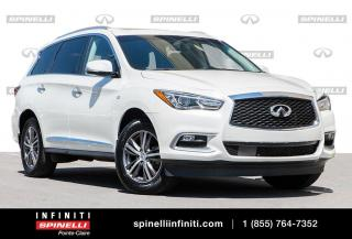 Used 2016 Infiniti QX60 AWD 4dr / TOIT / BLUETOOTH / CAMERA TOIT / BLUETOOTH / CAMERA for sale in Montréal, QC