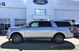 New 2020 Ford Expedition Limited MAX for sale in Langenburg, SK