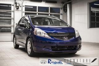 Used 2014 Honda Fit DX-A chez Rimouski Hyundai for sale in Rimouski, QC