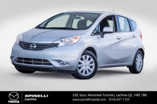 Used 2014 Nissan Versa Note SV Automatique Bleutooth Camera de Recule Nissan Versa Note SV 2014 for sale in Lachine, QC