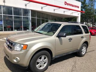Used 2012 Ford Escape XLT *JAMAIS ACCIDENTE* 1 SEUL PROPRIETAI for sale in Donnacona, QC