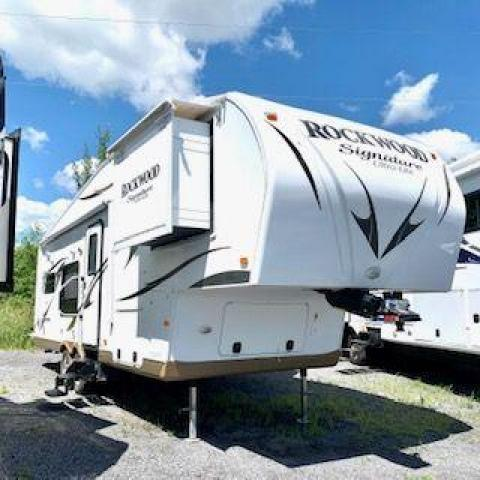 2013 Rockwood Signature Ultra-Lite 8280WS